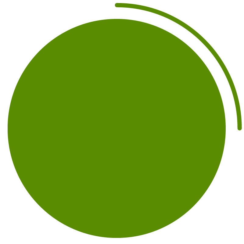Green Circle Graphic