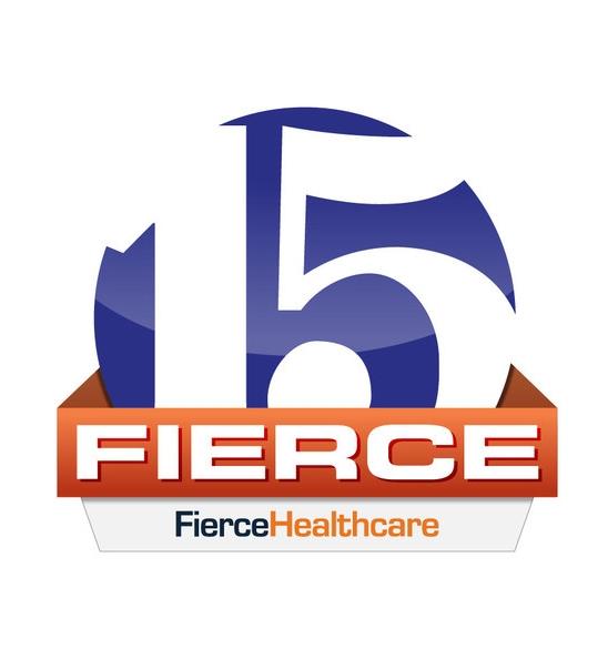 Fierce Healthcare Fierce 15 Logo